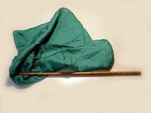 chiffon pour nettoyer une flute
