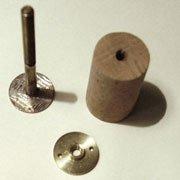 les éléments d'un bouchon de flute